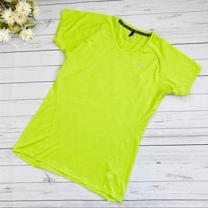 🆕 Lime Green Under Armour Shirt